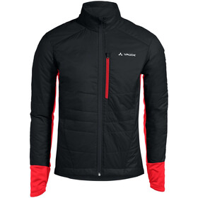VAUDE Taroo Insulation Jacket Men black/red